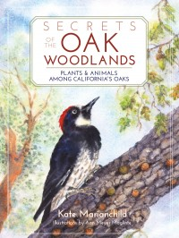 Secrets of the Oak Woodlands Book Coverds